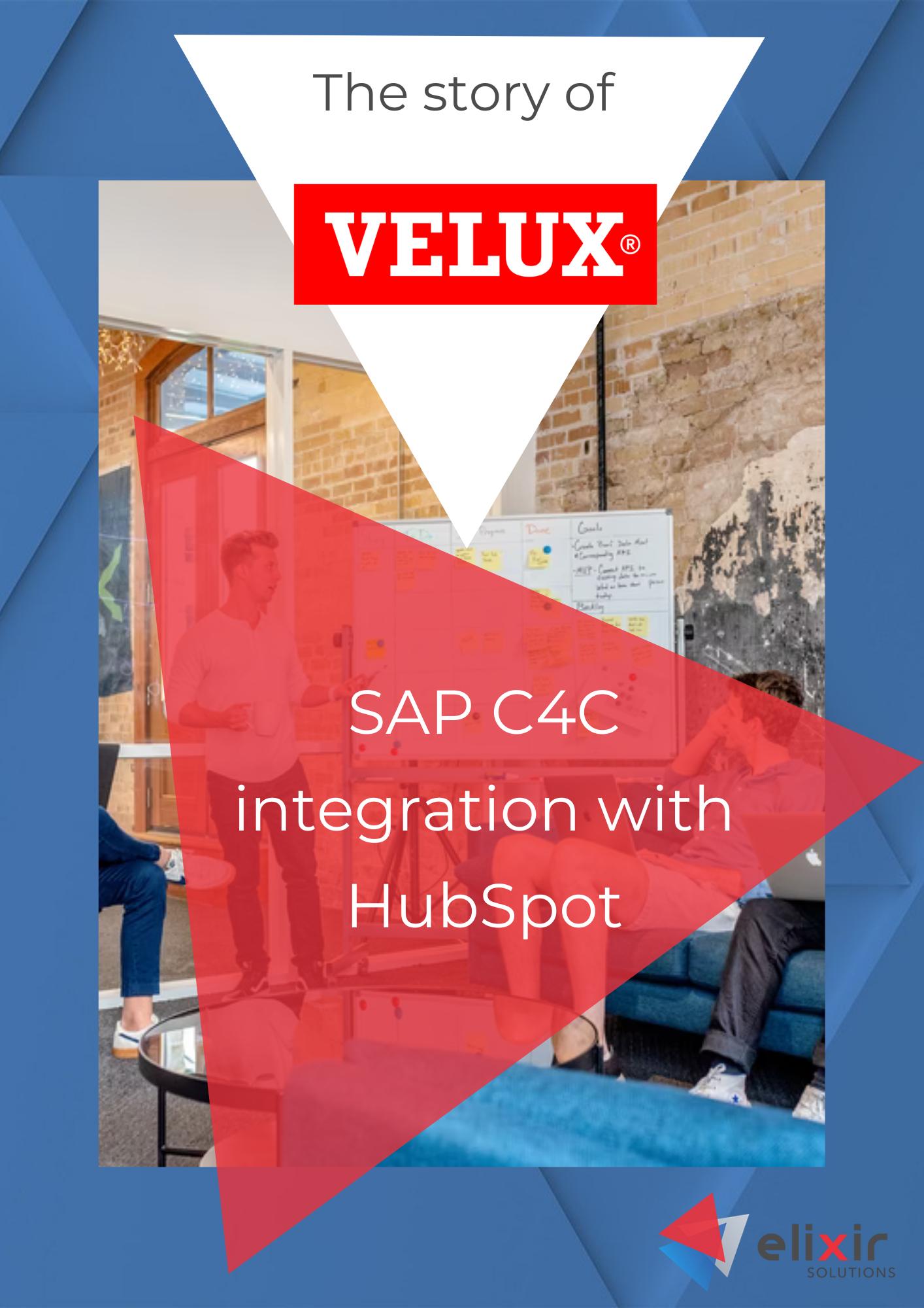 CC - Velux SAP C4C-HubSpot