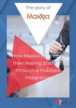 Maxxia - Customer case